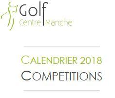 Calendrier Compétitions 2018