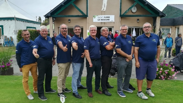 Interclub à Flers