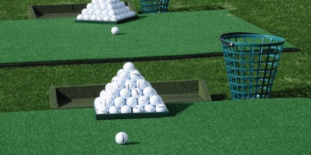 Practice Golf Centre Manche