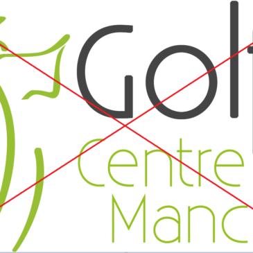 Fermeture Golf Centre Manche